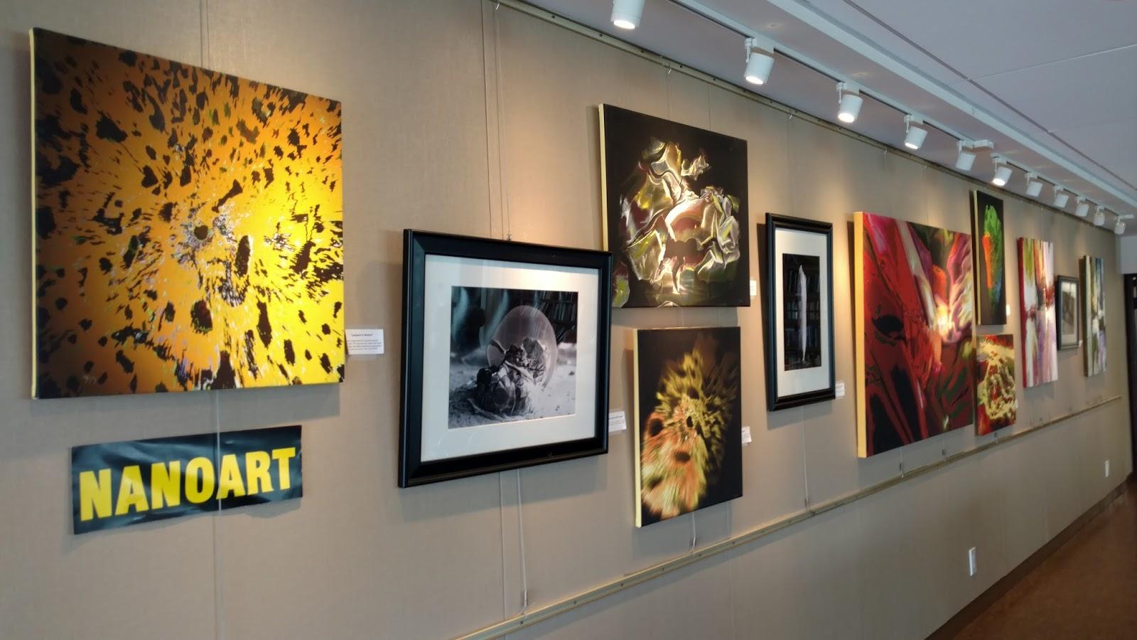 NanoArt Gallery